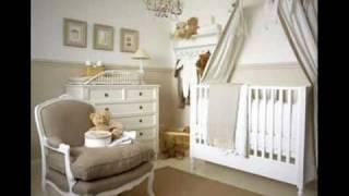 A Serene Baby Nursery
