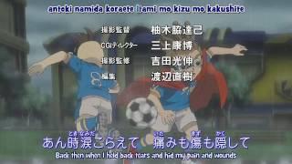 Inazuma Eleven Op 4 karaoke sub test