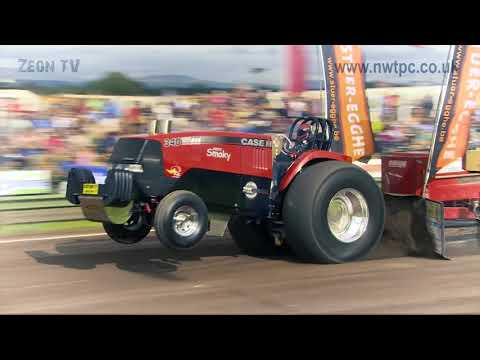 What is Tractor Pulling?   North West Tractor Pulling Club
