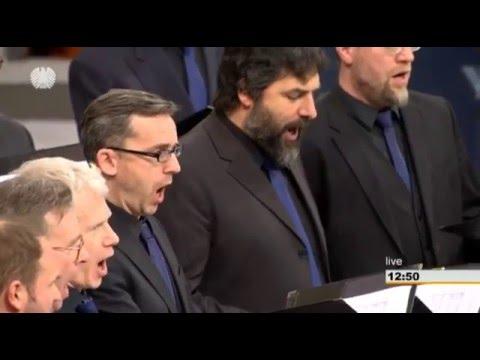 Die Moorsoldaten - RIAS Kammerchor im Bundestag