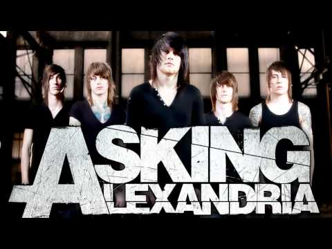 Asking Alexandria - A Prophecy  (Instrumental cover) Download link in description