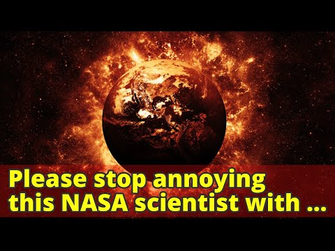 Please stop annoying this NASA scientist with your Planet X doomsday theories