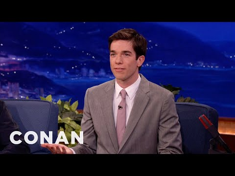 John Mulaney Loves Messing With Bill Hader - CONAN on TBS
