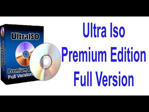 How To Activate Ultra Iso Software For Free No Crack No Any Programm