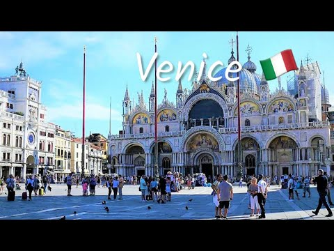 Venice - 17 AMAZING Things You Have To Do And See -  Venice Travel Guide