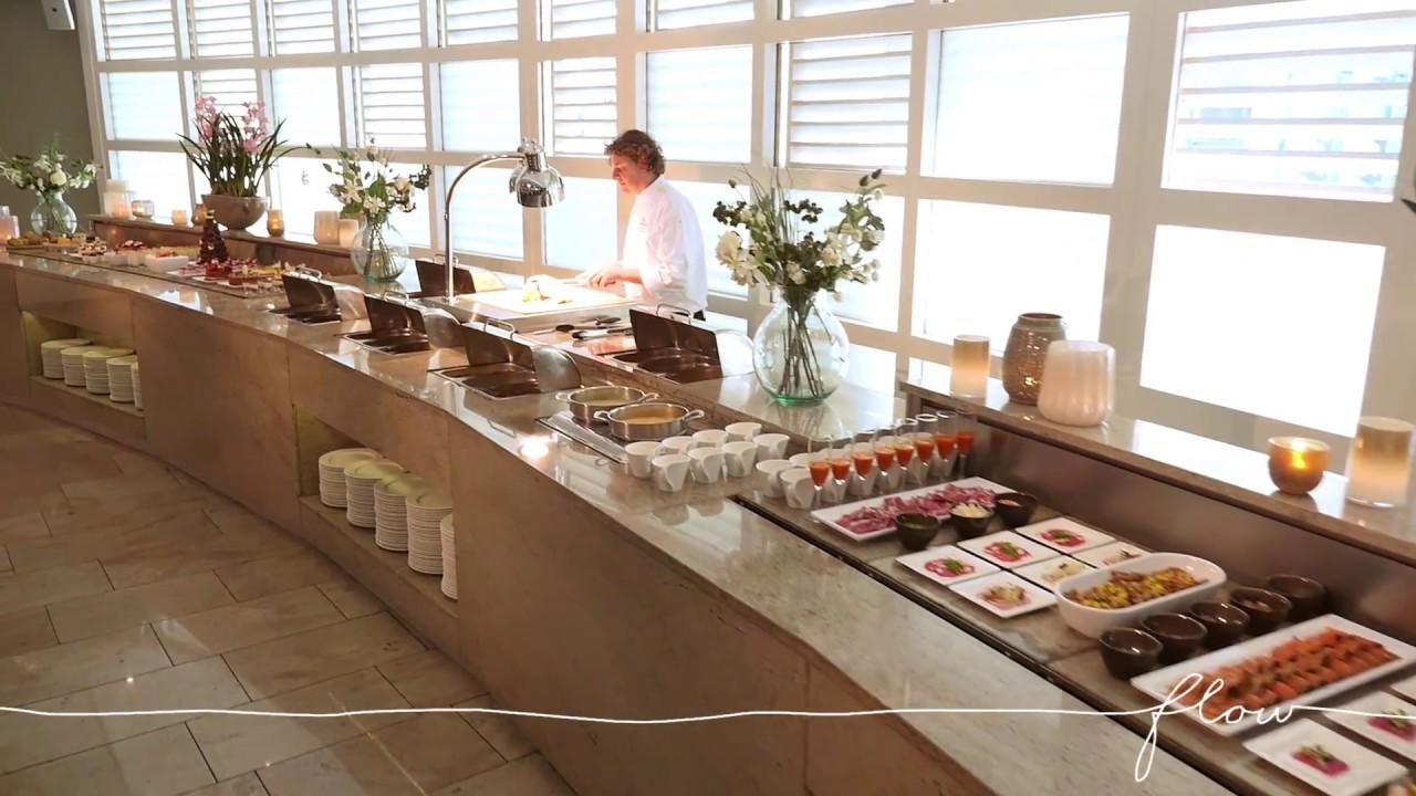 Restaurant Flow in Sanadome | à la carte & buffetrestaurant