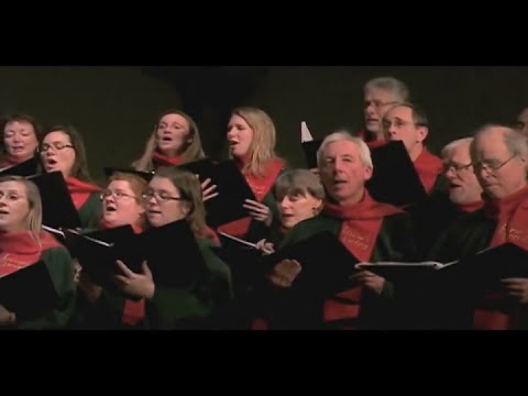 The First Nowell - arr: Sir David Willcocks -- The Stairwell Carollers