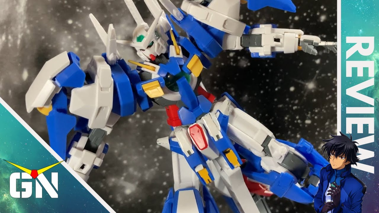 Outdated???? HG 1/144 Avalanche Exia Dash   REVIEW
