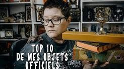 HARRY POTTER MON TOP 10 DE MES OBJETS OFFICIELS
