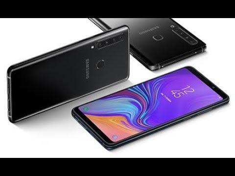 Samsung A9, Déballage Et Prise En Mains