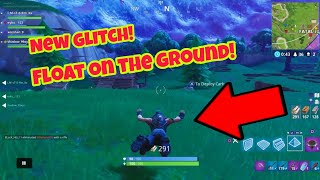Fortnite Battle Royale Glitch (Nouveau) Float sur le terrain PS4/Xbox one 2018