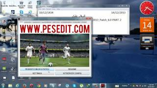 how to download and install  PESEdit com 2013 Patch 6 0  PART 2