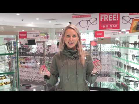 1001 Optical Glasses an Eye Care Center in Sydney offering Eye Care and Eyewear
