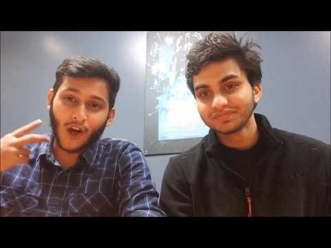 VLOG 2 - Accommodation  & Class Schedule for International Students in Canada