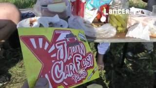 Профессиональная оклейка винилом,JapanCarFest 2015.