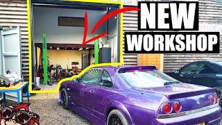 🐒 NEW CAR GARAGE!