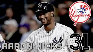 Aaron Hicks 2016 Highlights | 1080p HD