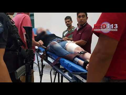 VIDEO Esposos son baleados en la colonia El Carmen de Zamora