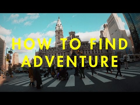 Exploring Philadelphia with a GoPro and a Bike
