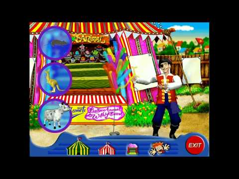 The Wiggles: The Wiggly Circus (PC Game)
