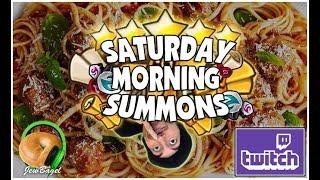 SUMMONERS WAR : SATURDAY MORNING SUMMONS! (12/8/18)