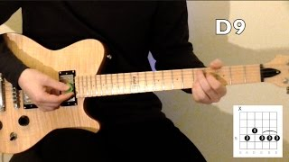 How To Play This Boy on guitar - The Beatles