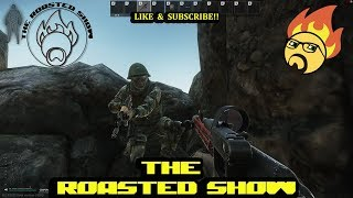 Escaping Tarkov w/Roasted...