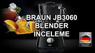 braun jb 3060 blender inceleme mutfak robotu