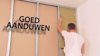Knauf Insulation EASY Wand - Verwerkingsvideo
