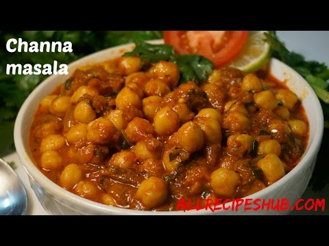 Channa Masala Gravy | How to make channa...