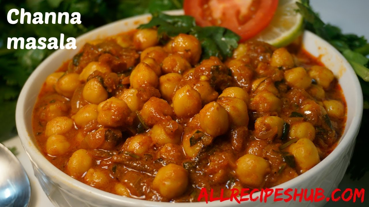 Channa masala gravy how to make channa masala chole masala channa masala gravy how to make channa masala chole masala recipe youtube forumfinder Image collections