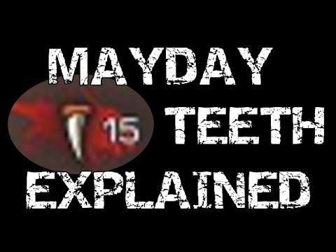 how to get teeth in extinction