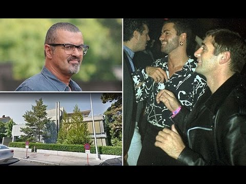 Was George Michael being treated for depression brought on by AIDS?