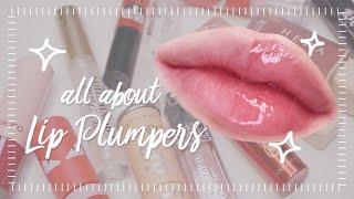 립 플럼퍼 11종 비교 리뷰! 얇은 입술, 주름진 입술…