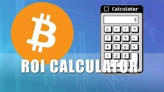 Bitcoin Mining Roi Calculator 2017 with Genesis Mining!