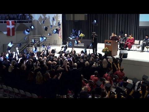 """university-of-minnesota-rochester-(umr)-""""commencement-2015"""""""