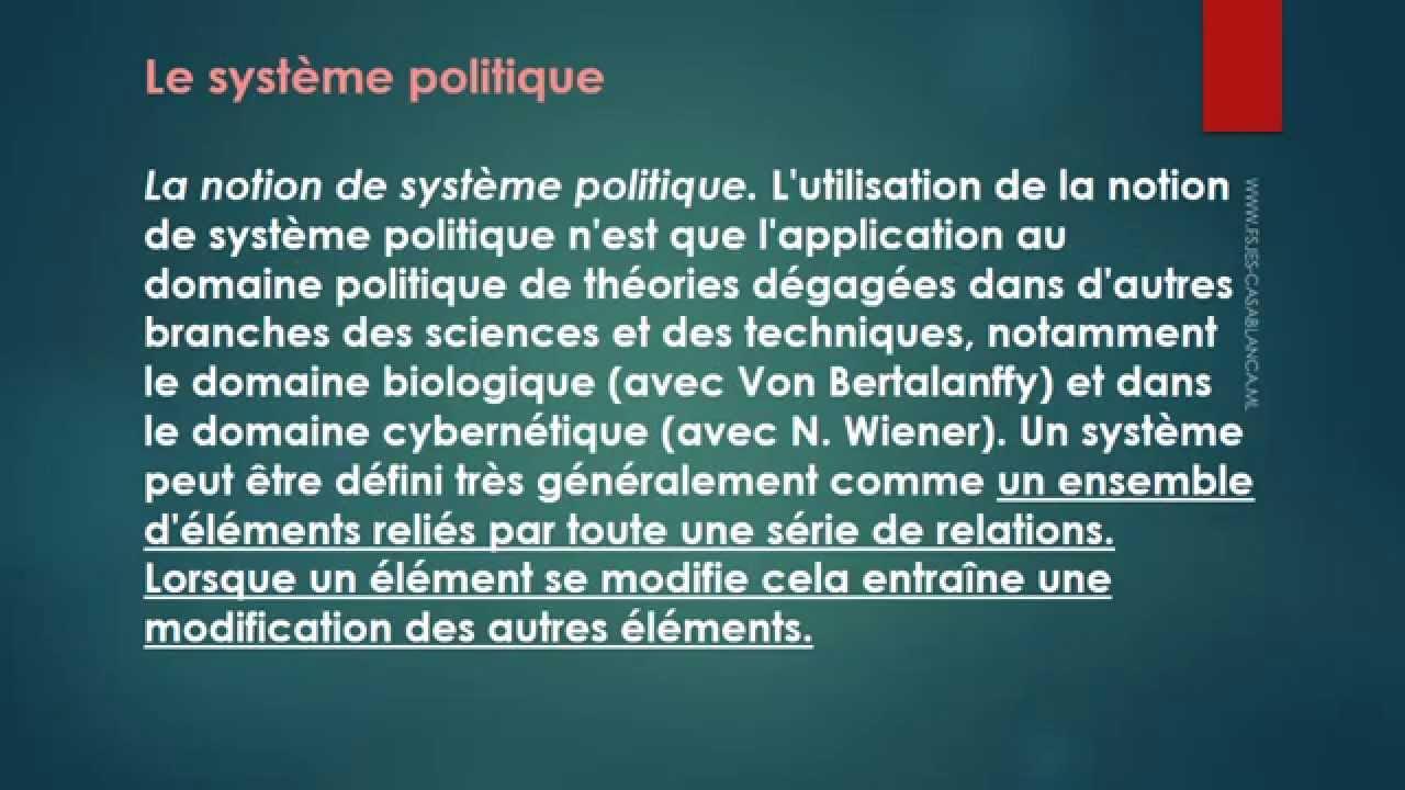 introduction  u00e0 la science politique s1