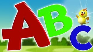 ABC Lied | Alphabete auf Deutsch | Kinderlied | ABC Song