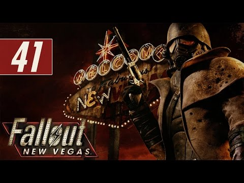 "Fallout: New Vegas - Let's Play - Part 41 - ""Finally On The Strip (Benny Meet-Up)"""