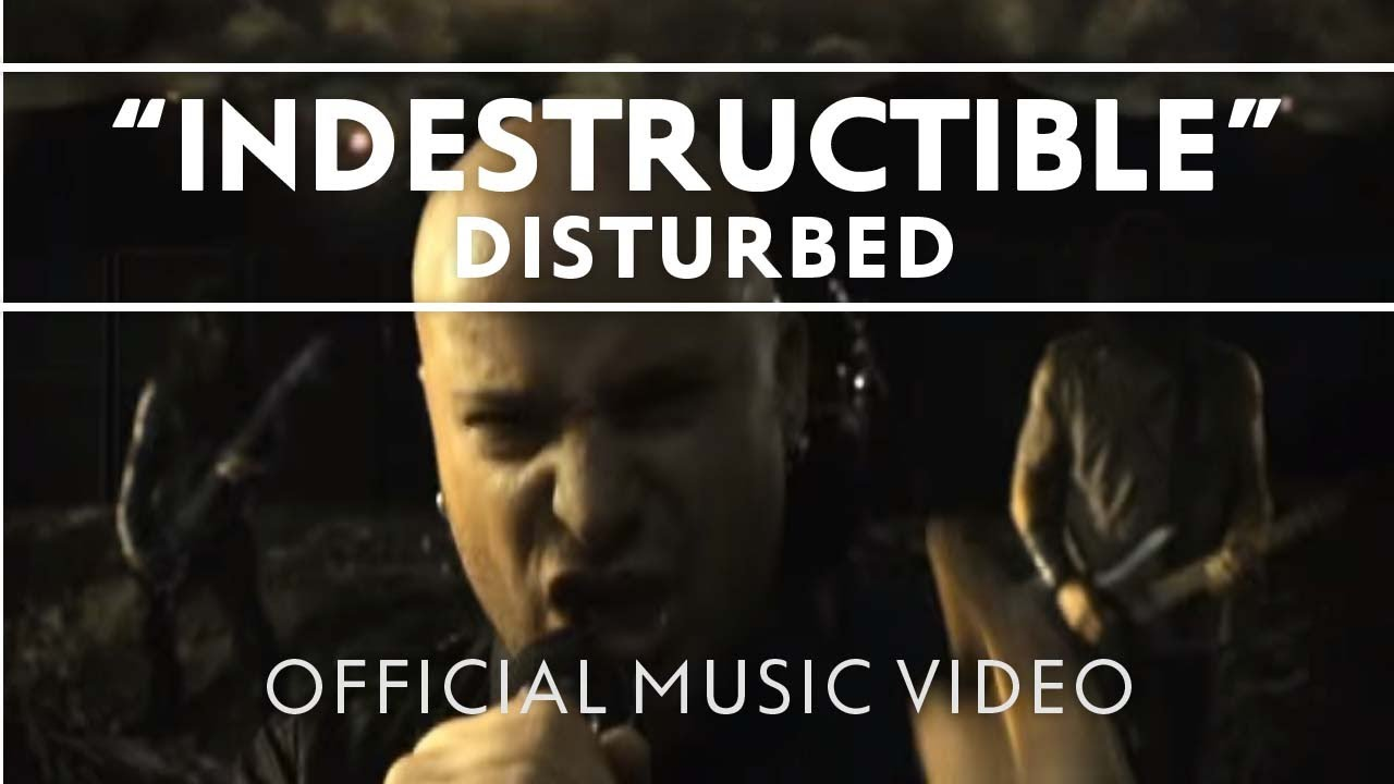 Disturbed - Indestructible [Official Music Video] #1