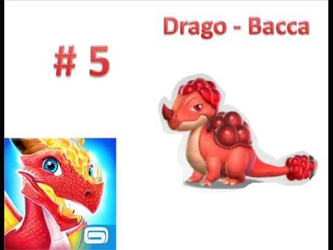 Dragon Mania Legends : come fare il Drago Bacca (Berry Dragon)