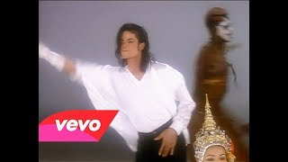 Michael Jackson Black Or White (Official Video)
