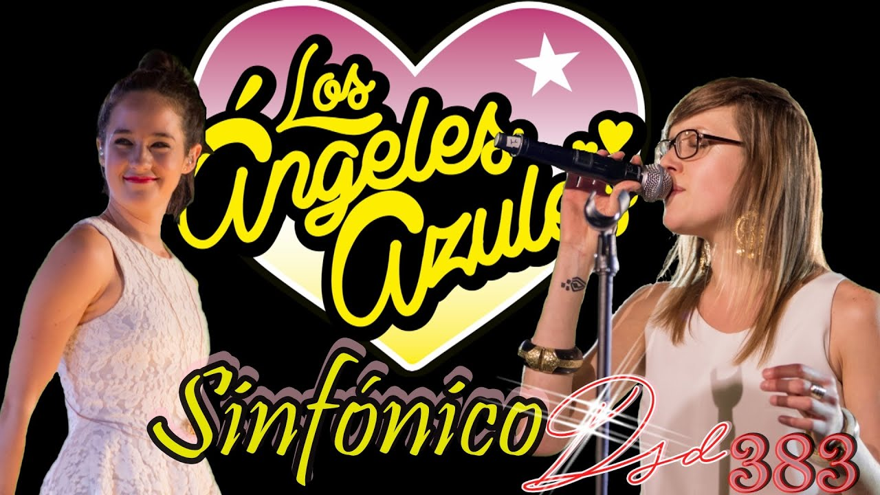 Los Angeles Azules Sinfonico Mix Dsd 383 Mg 2016 Youtube