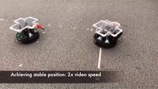 2019 - Multi-robot System for Collaborative Object Transport (MR.SCOT) - UCR EE Senior Design