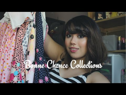 Bonne Chance Collections | My Vintage and Kawaii Dress Collection!!!