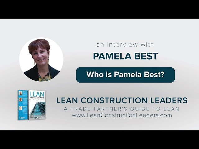 Who is Pamela Best?