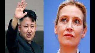 IMPRESIONANTE: El Cuarto Reich Alemán Se Salta las Sanciones contra Corea del Norte
