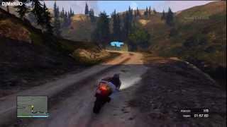 GTA 5 ONLINE | EP.5 | VAYA RISAS CON LAS MOTOS | DjMaRiiO