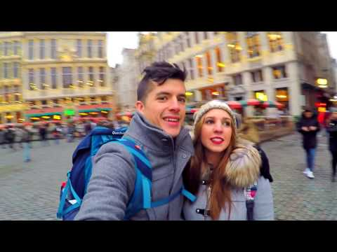 Belgium Trip: Brussels and Bruges - GoPro Trip | famisigo