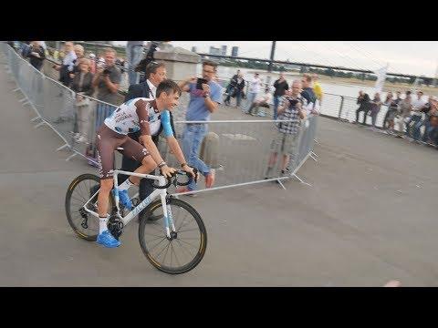 Tour de France 2017 | Grand Départ Düsseldorf | Team-Presentation | 4K-UHD